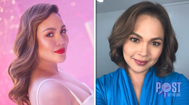 LOOK: Soap Queens Judy Ann Santos and Claudine Barretto bond together