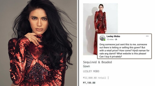 Filipino designer surprised to find missing creation on Miss Universe PH 2019 Gazini Ganados