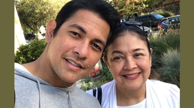 Gary Valenciano and wife Angeli Pangilinan celebrate their 35th anniversary