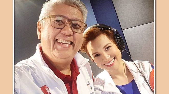 Lea Salonga to sing theme song for 30th SEA games