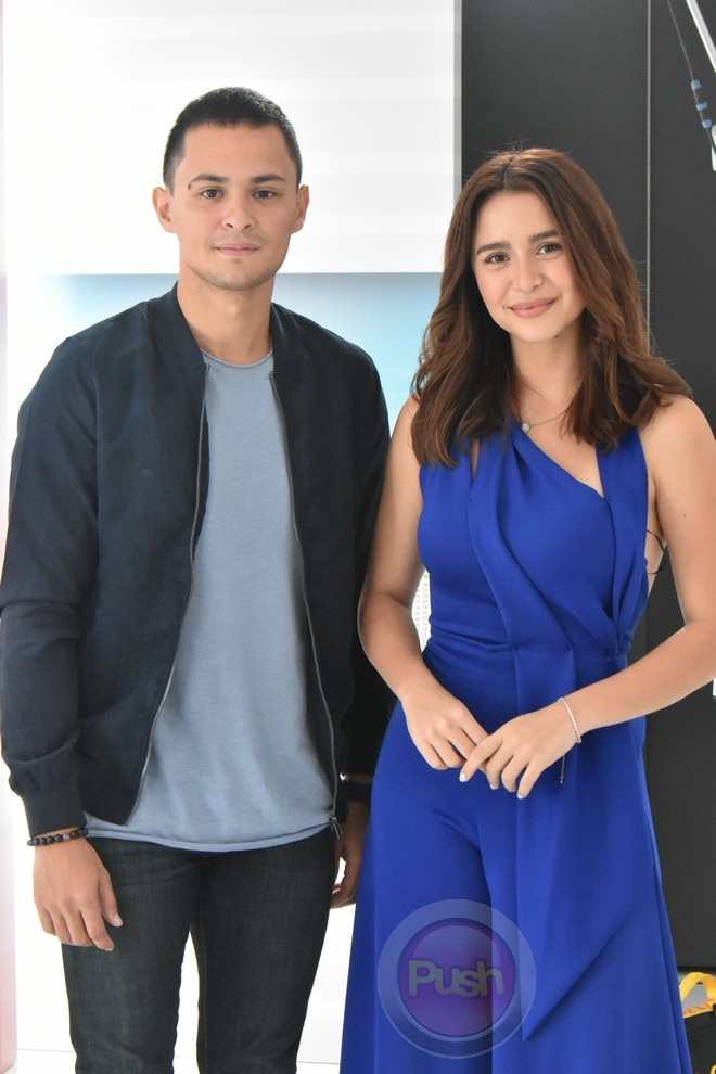 Yassi and Matteo for brand endorsement