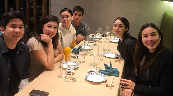 LOOK: Marjorie Barretto posts photo with Julia a day after controversial IG post