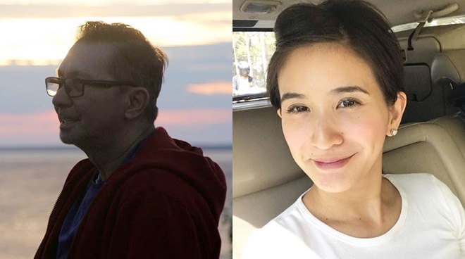 'Papa is now free': Rica Peralejo's father dies