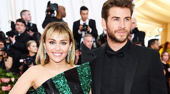 Miley Cyrus and Liam Hemsworth have split after months of marriage