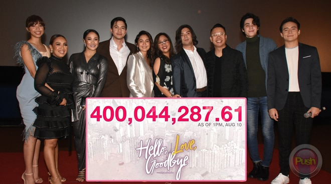 'Hello, Love, Goodbye' hits 400M of box office earnings