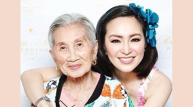 Kitkat mourns death of her grandmother