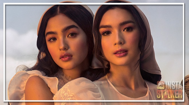 Francine Diaz, Andrea Brillantes are ethereal in this dreamy-vintage magazine shoot