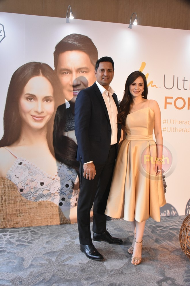 Richard and Lucy are the new faces of Ultherapy For Two.