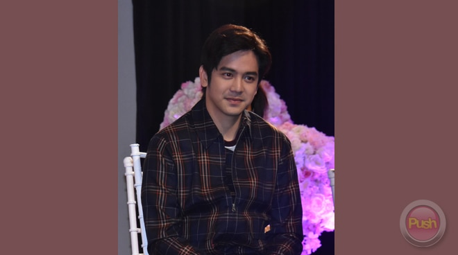 Joshua Garcia prefers focusing on work to dwelling and wallowing over 'what is over'