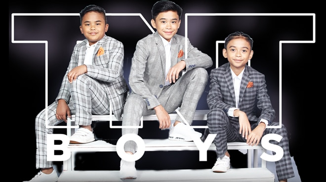 TNT Boys star in a docu-series called 'Journey to the World Stage'