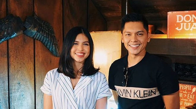 Carlo Aquino and Maine Mendoza's first photo on set of upcoming film is here