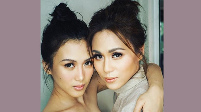 How did Toni Gonzaga end up collaborating with sister Alex for Himig Handog?