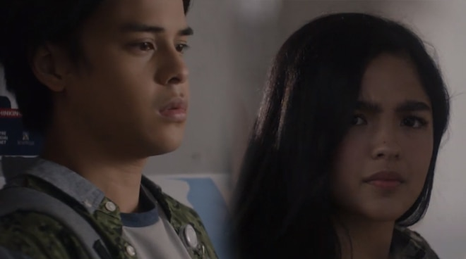 WATCH: Official trailer for 'The Ghosting' starring Andrea Brillantes, Khalil Ramos
