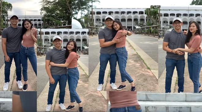 Alex Gonzaga visits boyfriend Mikee Morada in Batangas