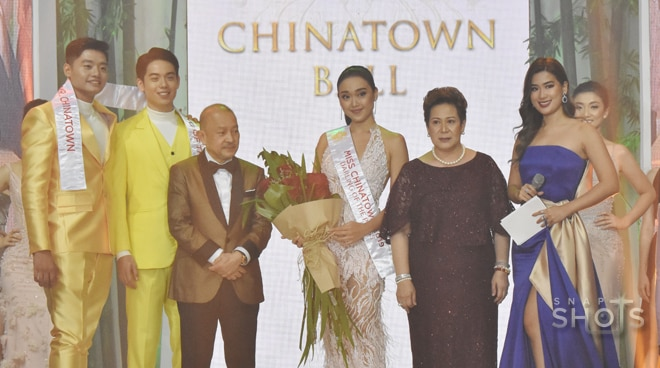 LOOK: Highlights of the Mr. & Ms. Chinatown press presentation and gala night