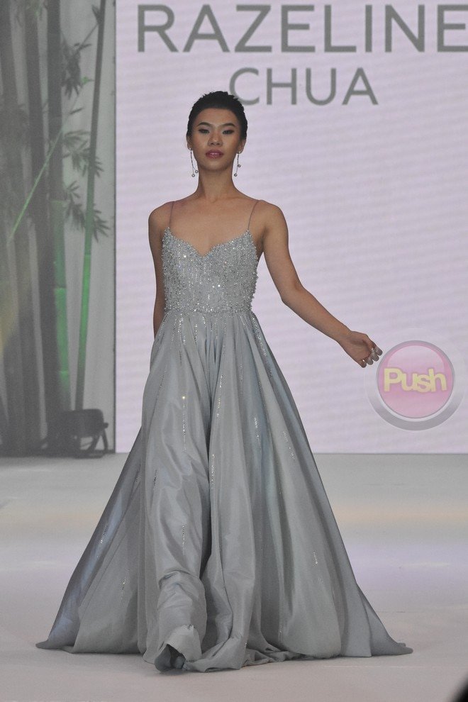 Check out photos taken at the event's fashion show.