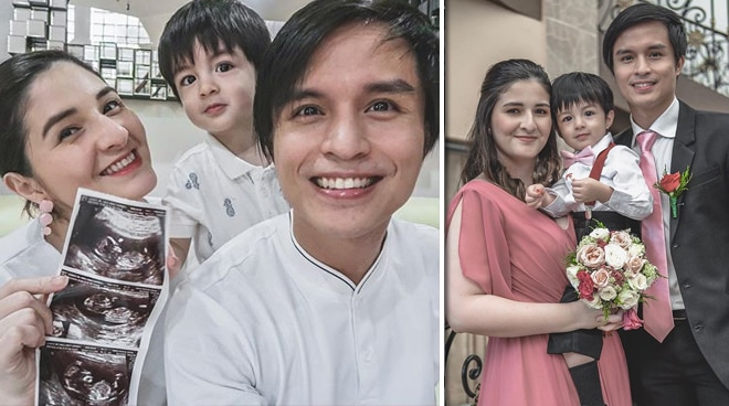 Japoy Lizardo and Janice Lagman to have another baby