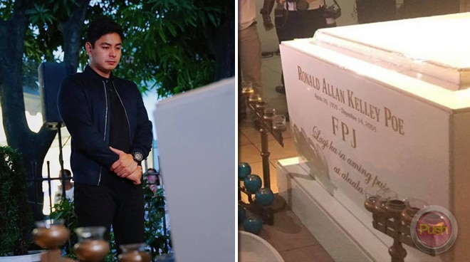 Coco Martin, 'Ang Probinsyano' co-stars honor late FPJ's 80th birthday
