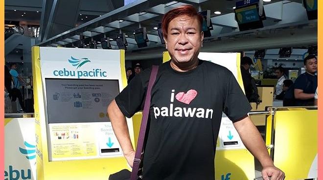 Eagle Riggs, nabundol sa Palawan