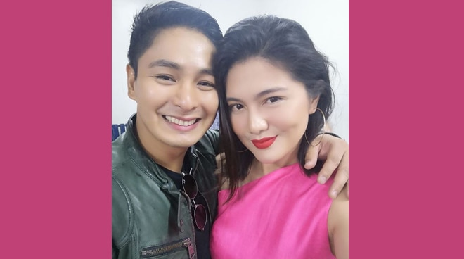 Dimples Romana and Coco Martin excite fans with possible crossover