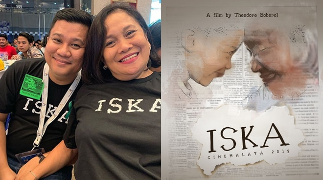 Director Ted Boborol on real life Iska's reaction to the movie: 'Umiyak siya'