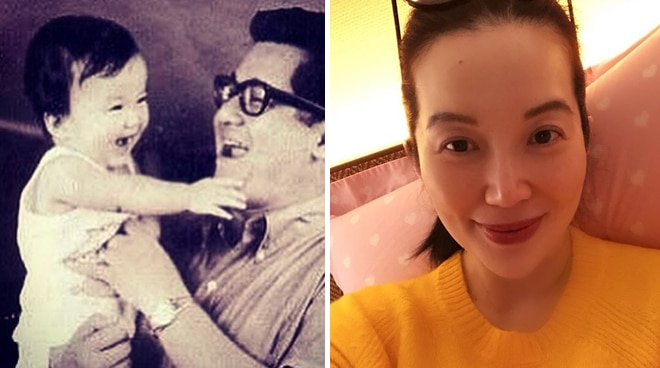 Kris Aquino recalls how she was encouraged by her father Ninoy to pursue her dreams