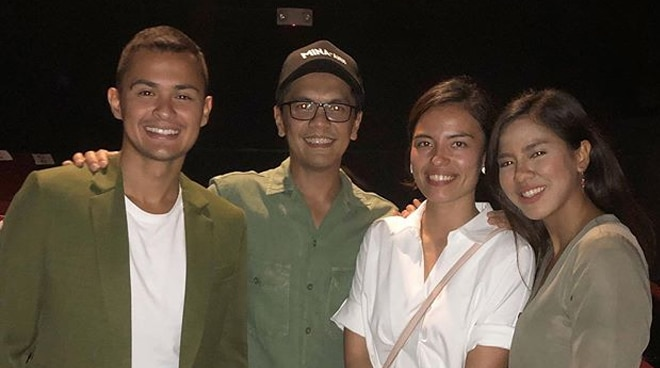 Matteo Guidicelli is proud of Cebuano director Kerwin Go: 'This is his dream come true'