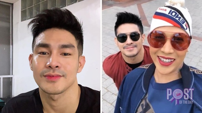 Ion Perez says he is not in a relationship with Vice Ganda