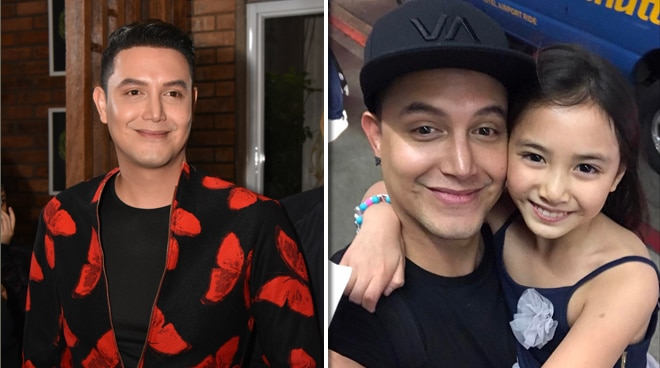 Paolo Ballesteros on explaining his sexuality to his daughter: 'She's innocent and yet she gets it'