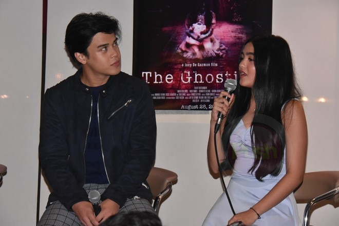Reality Entertainment's The Ghosting is showing on August 28 in cinemas nationwide.