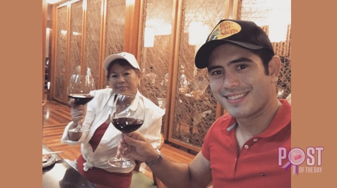 Gerald Anderson's mom defends him from intrigues; has a message for Bea Alonzo and Julia Barretto