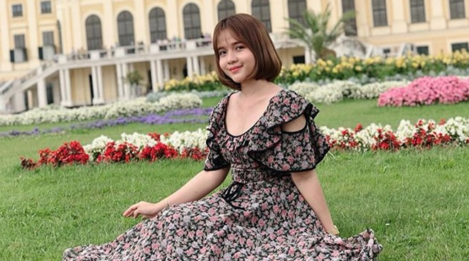 Kristel Fulgar visits 'The Hows of Us' film locations in Amsterdam