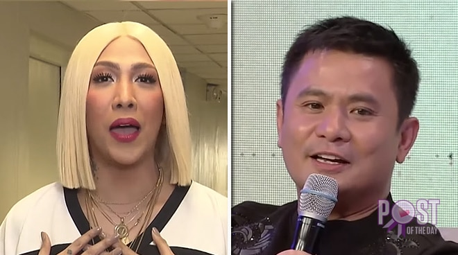 Vice Ganda shares why Ogie Alcasid has been a 'blessing' to him