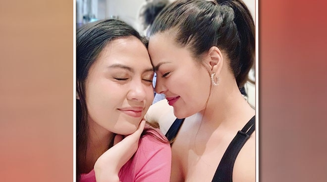 KC Concepcion thrilled for new chapter of sister Frankie Pangilinan