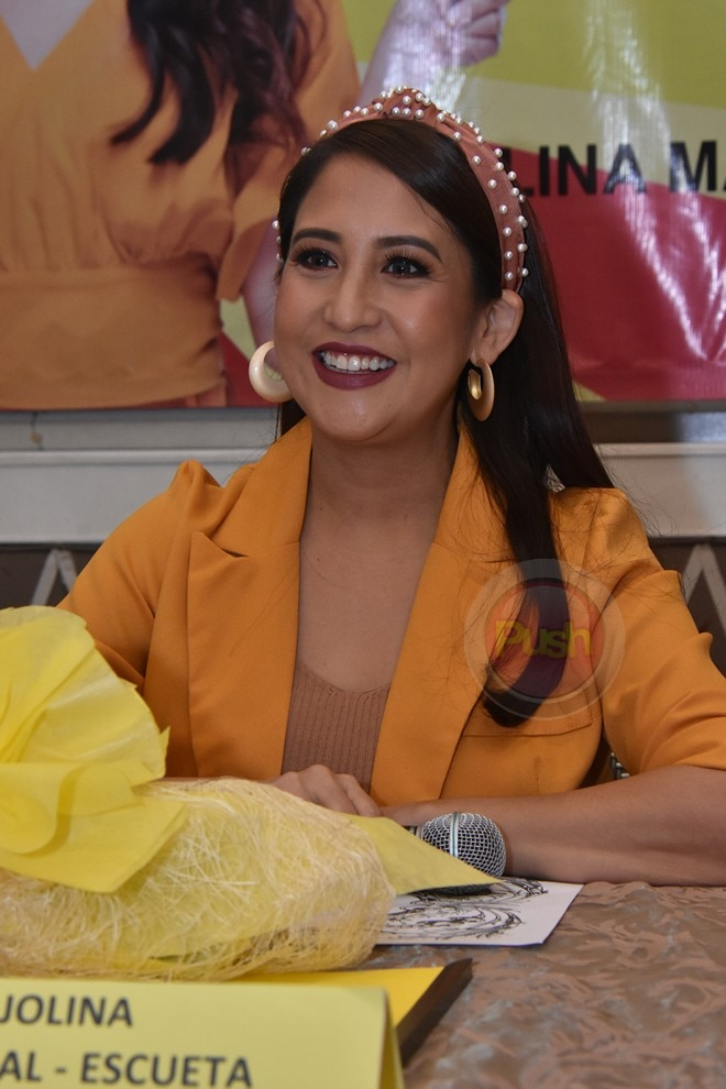 Jolina Magdangal for UNO Factory Outlet.