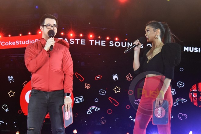 Check out the happenings at the Coke Studio Season 3.