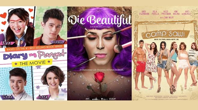 'Diary Ng Panget', 'Die Beautiful' at iba pang Pinoy movies, mapapanood na sa Netflix