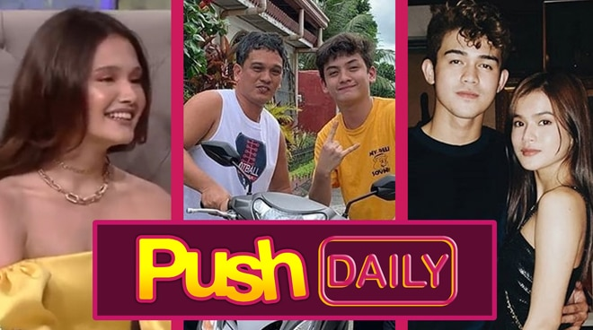 Push Daily: Seth Fedelin, Kira Balinger, Maris Racal and Iñigo Pascual