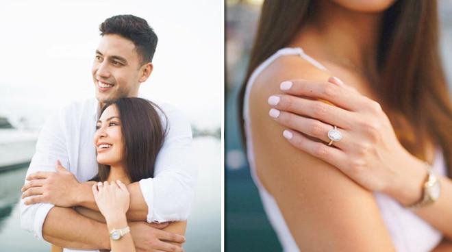 Sam Pinto announces engagement to BF Anthony Semerad