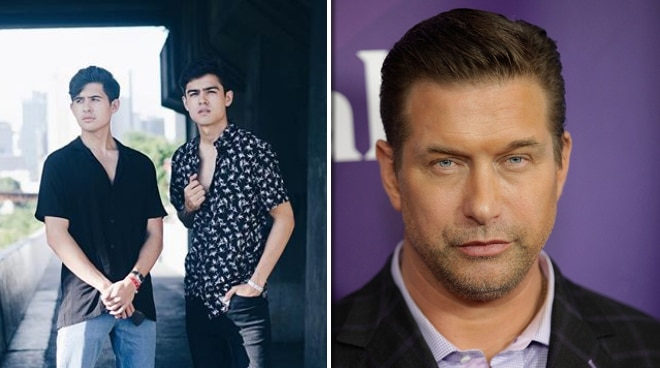 The Perkins twins star with Hollywood actor Stephen Baldwin in their first movie 'Kaibigan'