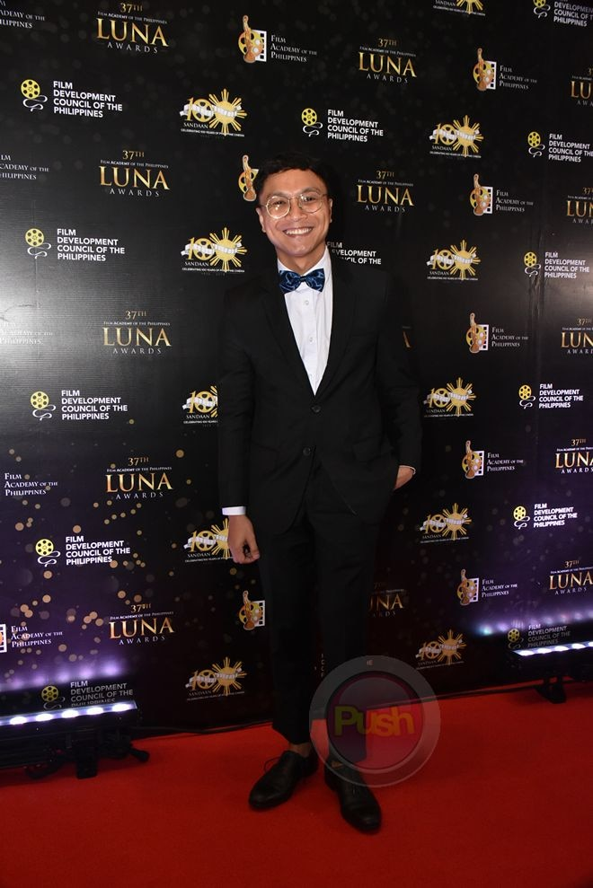Check out the notable personalities who graced the recently concluded Luna Awards.