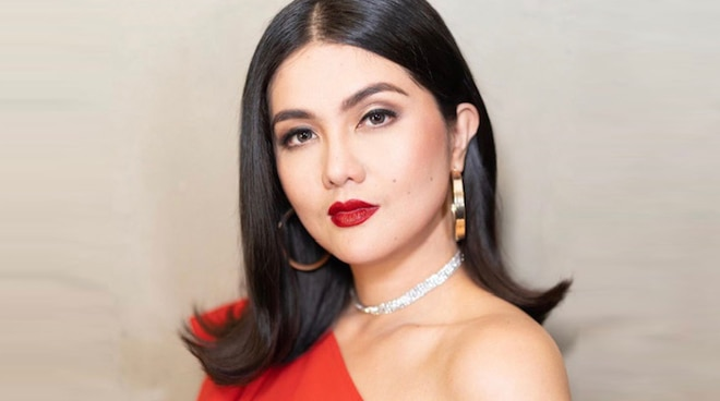 Dimples Romana, biyaheng Singapore para sa Asian Academy Creative Awards