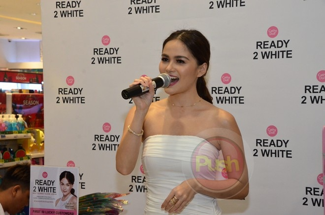 Elisse Joson for Cathy Doll Ready 2 White