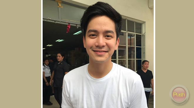 Here's why Joshua Garcia decided to lose weight