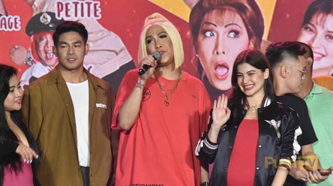 Vice Ganda at Anne Curtis, umarangkada na para sa pag-promote ng 'M&M: The Mall, The Merrier'