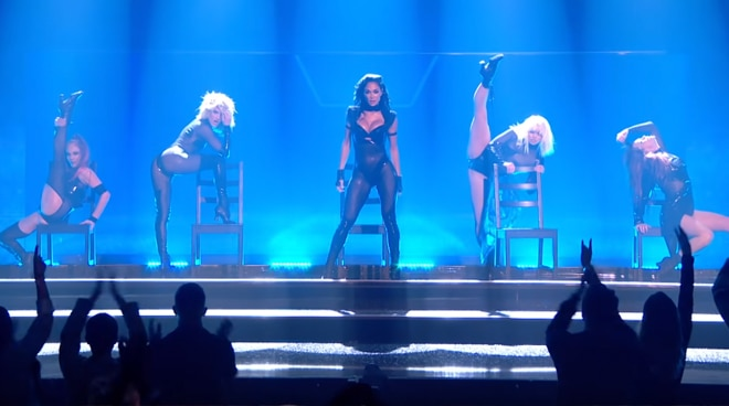 WATCH: The Pussycat Dolls reunite on 'X Factor'