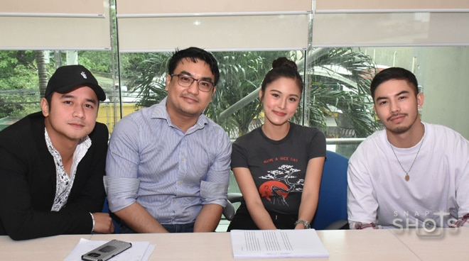 Kim Chiu, JM de Guzman and Tony Labrusca to work on a new project together