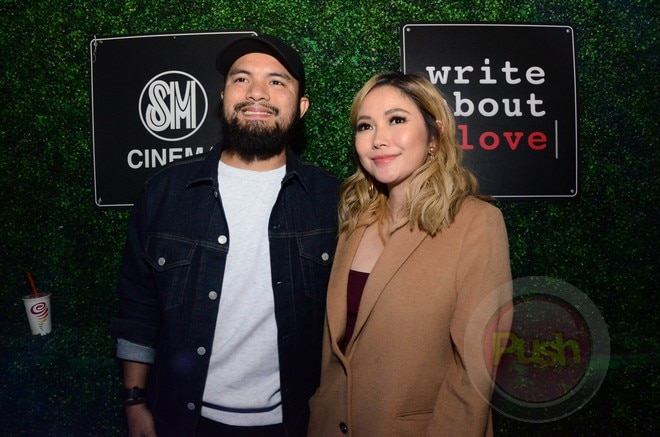 TBA Studios' Write About Love is part of the 2019 Metro Manila Film Festival.