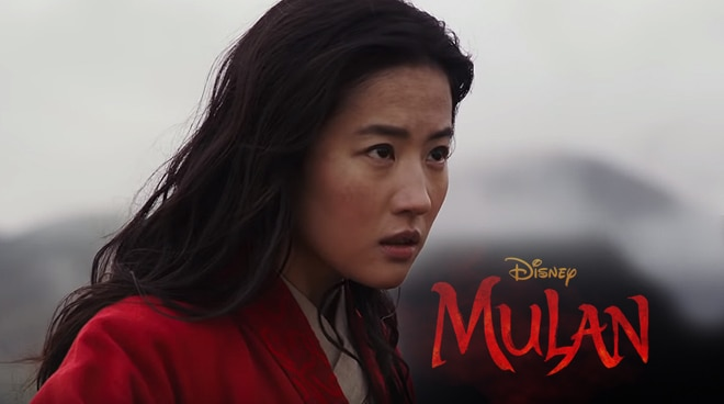 WATCH: Official trailer of 'Mulan' features epic orchestration of 'Reflection'