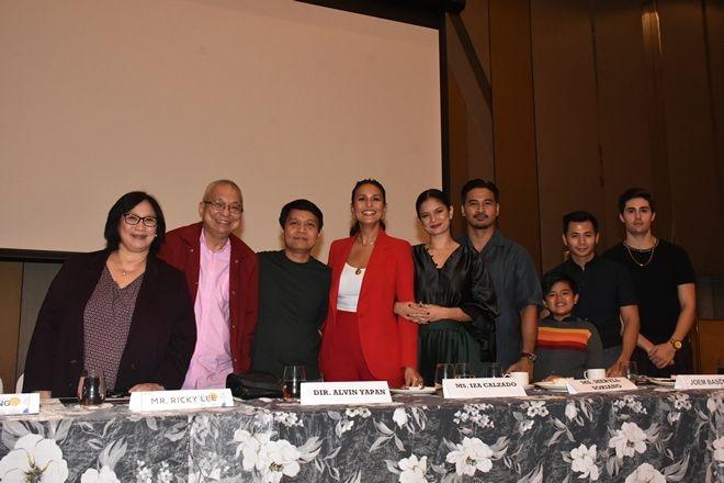 Parte ng Metro Manila Film Festival 2019 ang pelikulang Cullion.